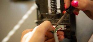Cablaggio cavi elettrici per automazione industriale - Picotek Mirandola