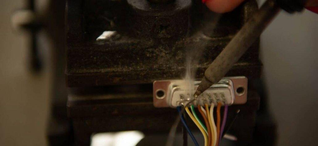 cablaggio cavi per automazioni industriali - Picotek Mirandola